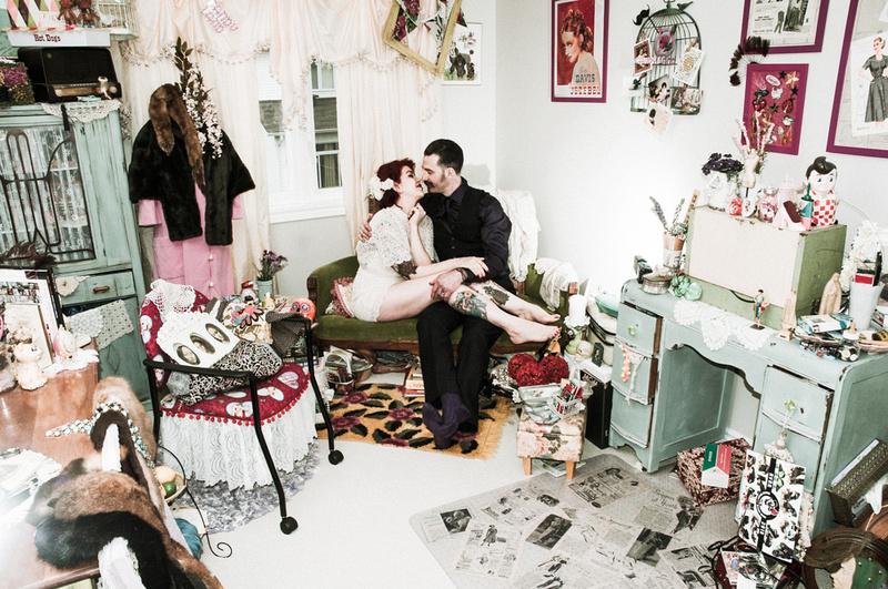 Cool Room Wedding Photography