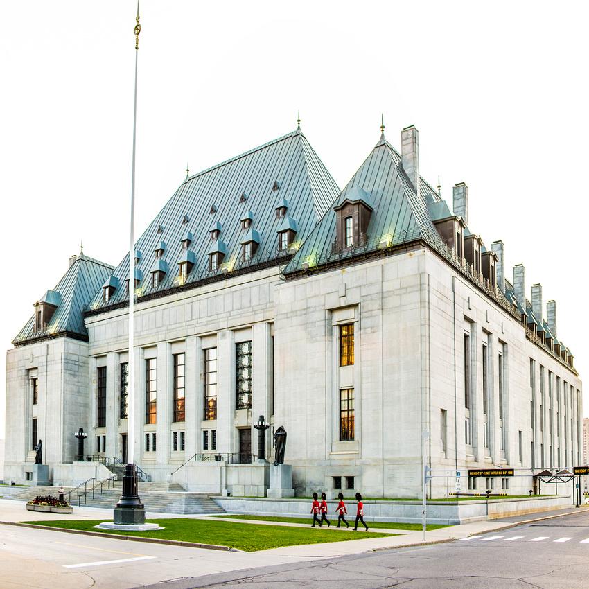 Supreme Court Ottawa Summer