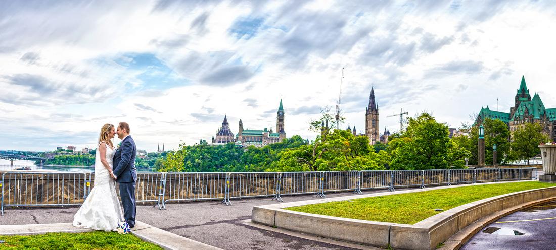 Supreme Court of Canada Wedding Vista