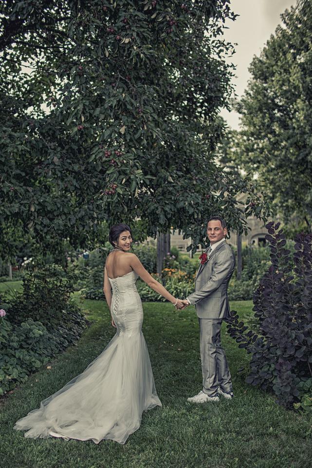 Wedding at Strathmere