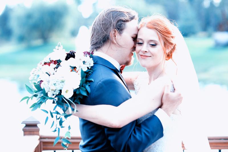 000019 Bride and Groom Tori's Garden