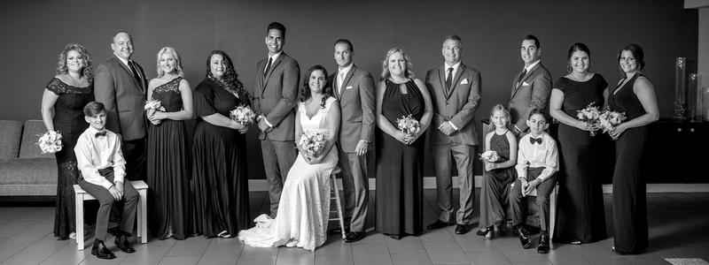 Next Wedding Bridal Party Portrait