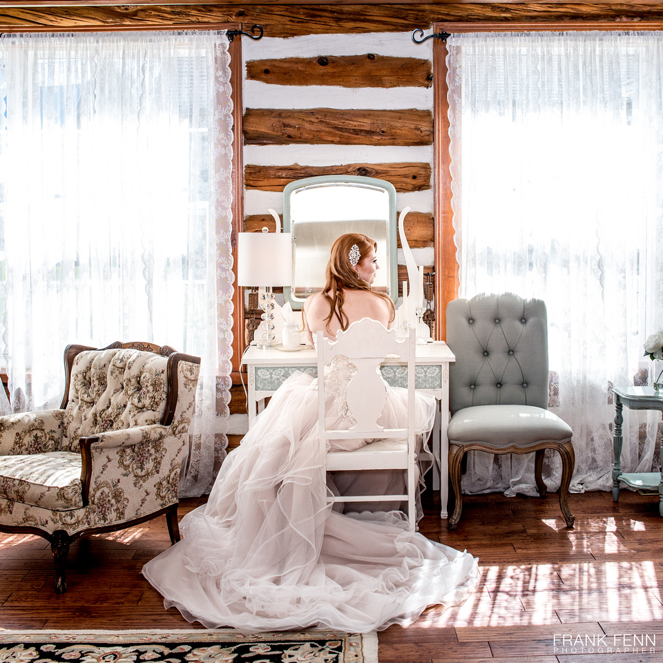 Bride at Stonefields