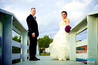 Stephanie and Jason at Orchard View in Manotick