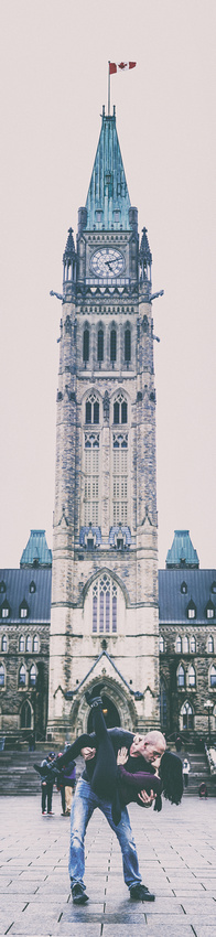 Peace Tower Engagement