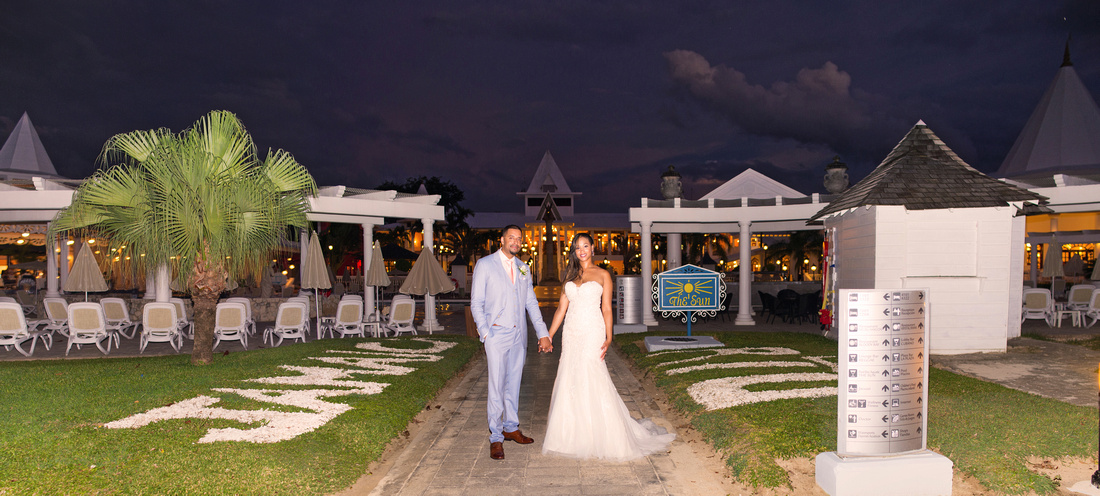 Riu Palace Jamaica Wedding