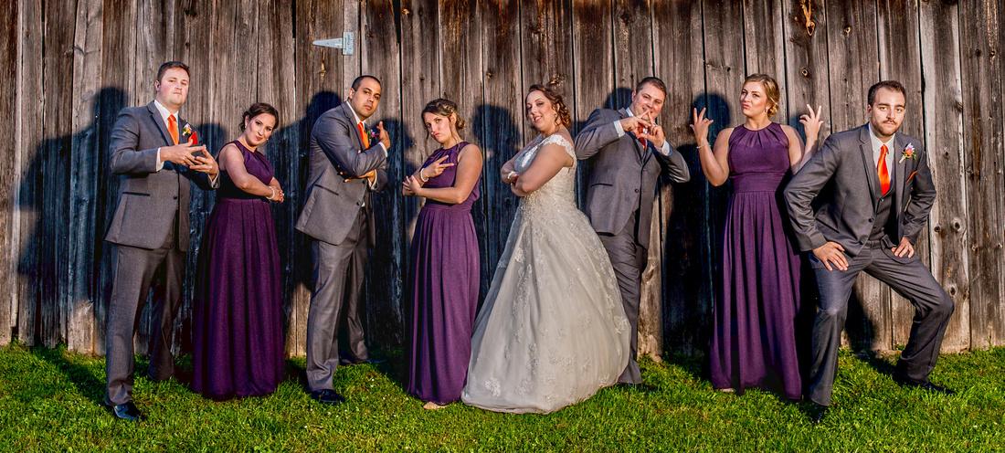 Stanley's Olde Maple Lane Farm Wedding
